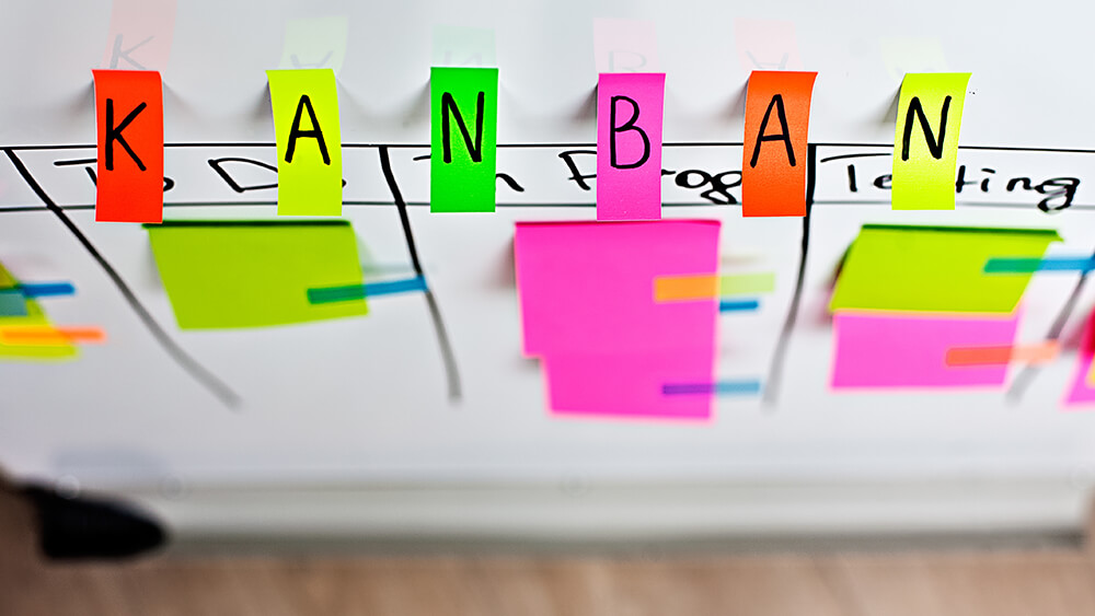 Kanban as an Agile farmework – When and why to use?